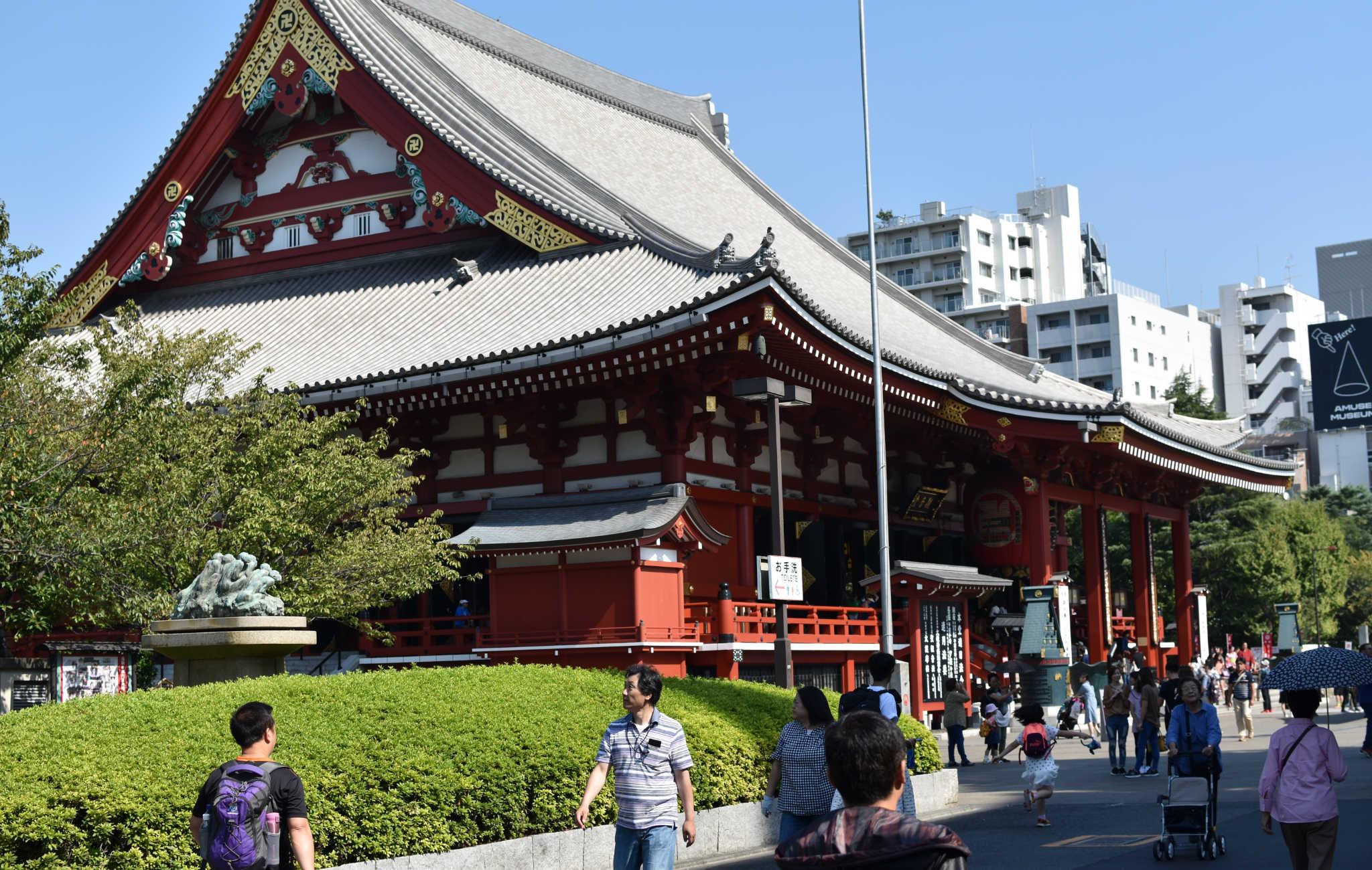 Bouddhisme au Japon et la recherche de la sérénité