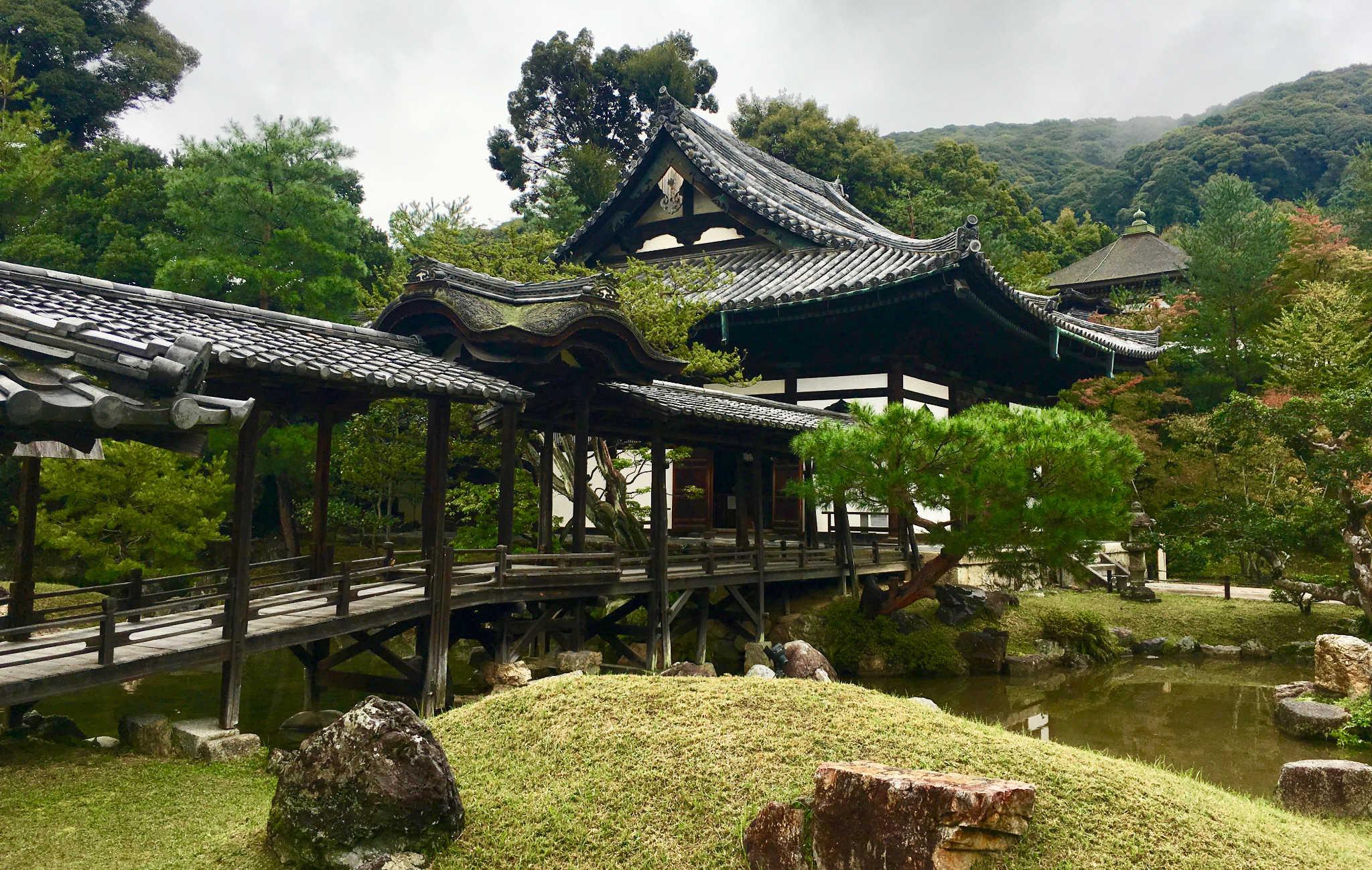 Kodai-ji à Kyoto : un temple pour une preuve d'amour