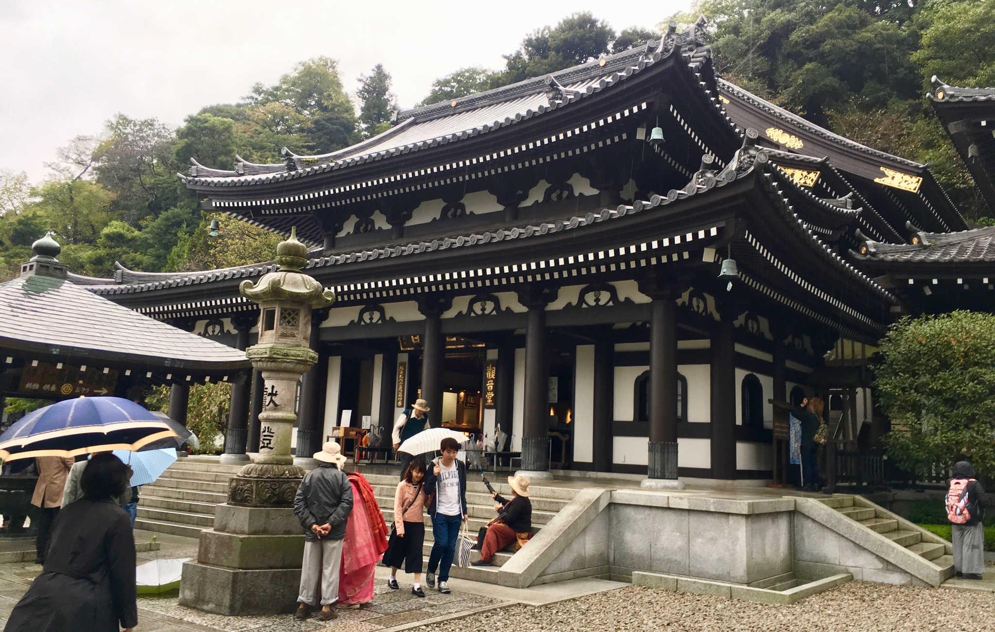 Règles de bonne conduite dans les sanctuaires et temples au Japon