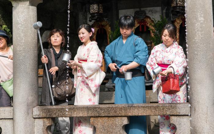 Apprendre le japonais permet de mieux comprendre la culture