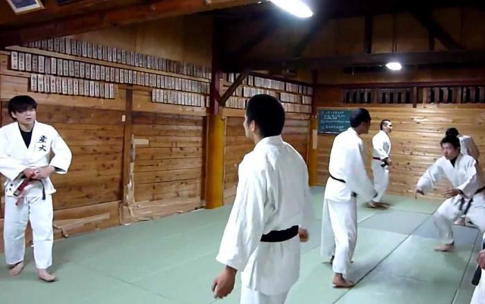 Cet art martial japonais est une véritable doctrine