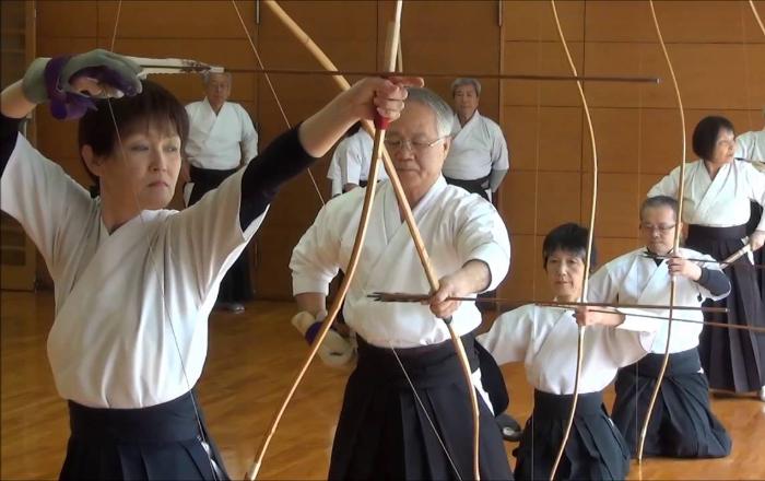 Le tur à l'arc japonais fait appel au mental et au zen pour mettre la flèche dans la cible