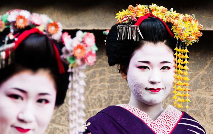 Geisha et Maiko