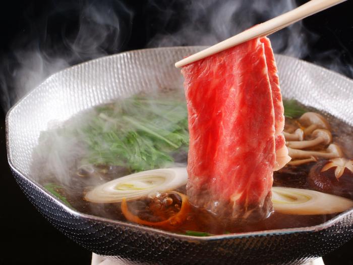 Le shabu shabu, un plat qui ressemble à une fondue