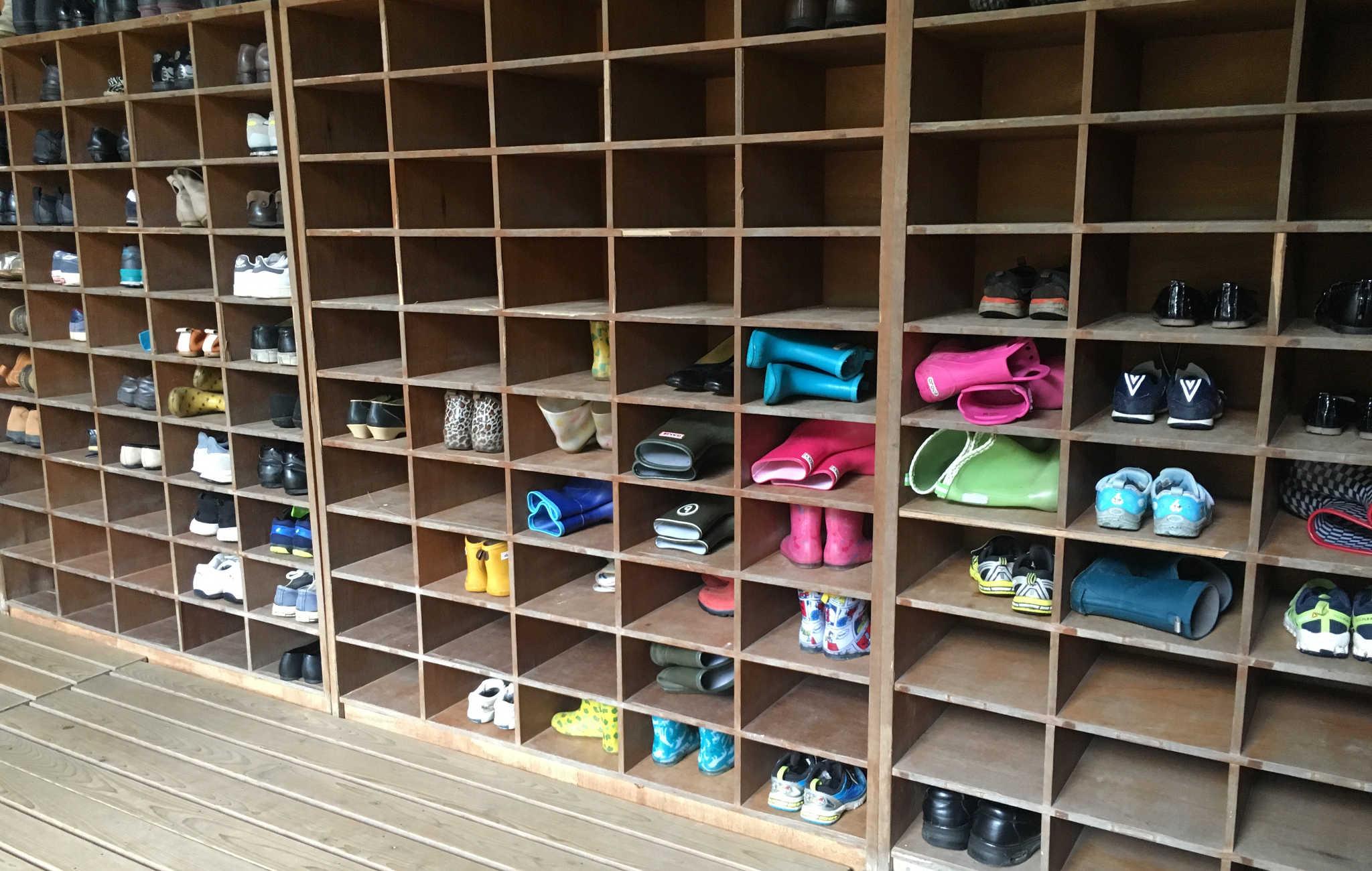 Comment Ranger Ses Chaussures pourquoi les japonais enl�vent-ils leurs chaussures � l