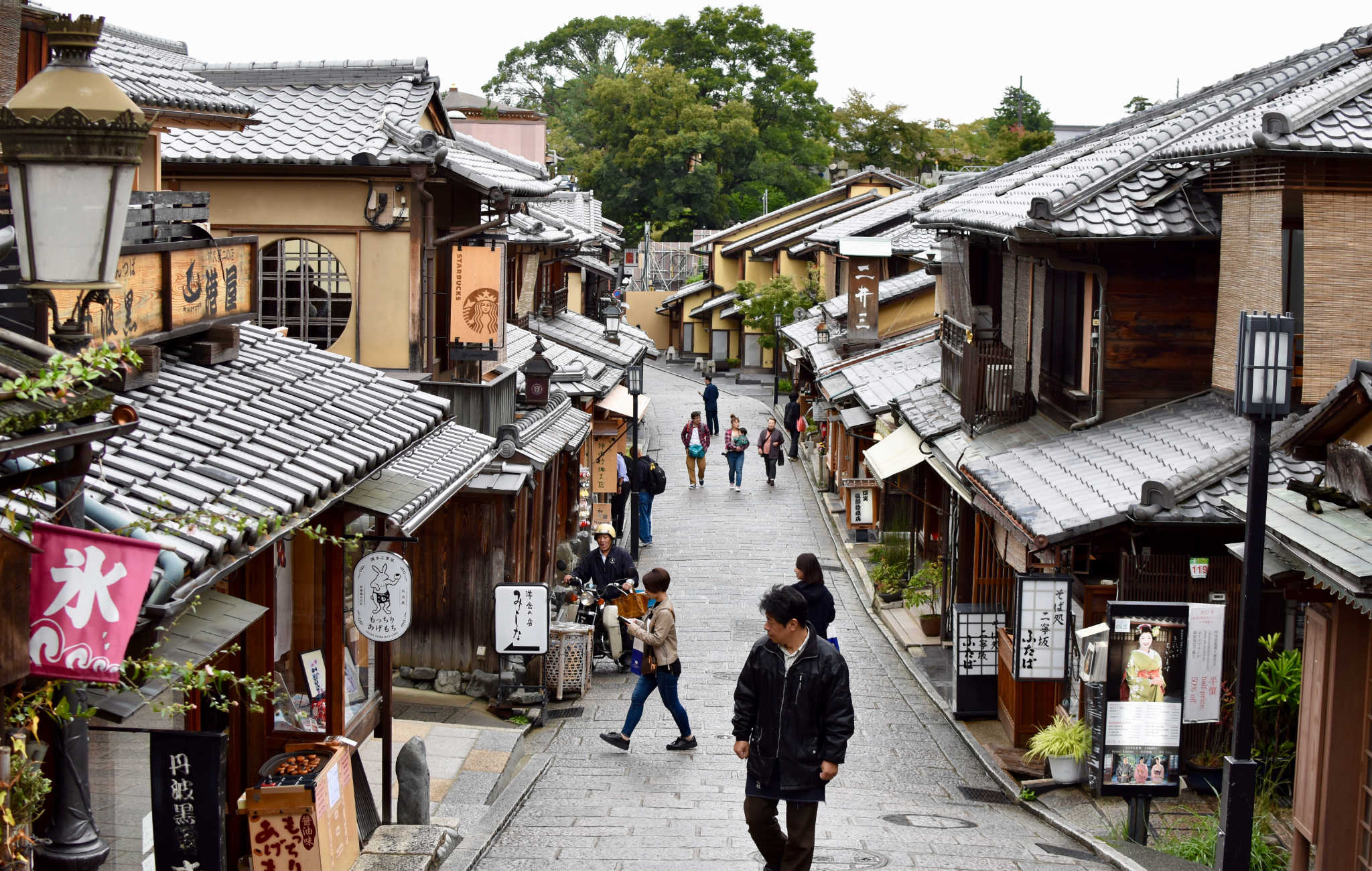 que visiter higashiyama le quartier traditionnel l 39 est de kyoto. Black Bedroom Furniture Sets. Home Design Ideas
