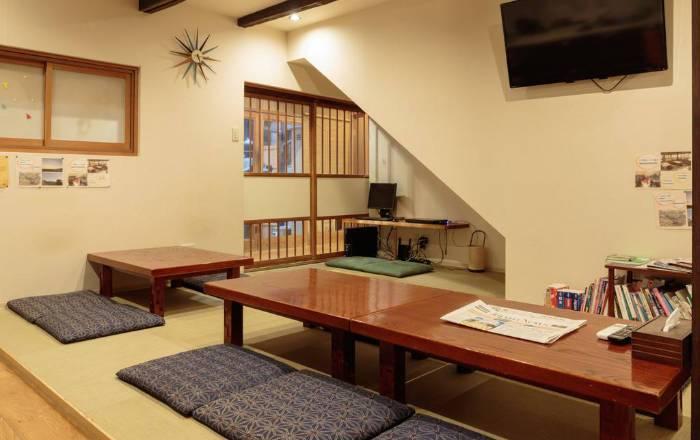 Ryokan à petit prix dans Kyoto