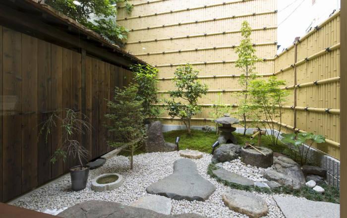Le ravissant petit jardin zen