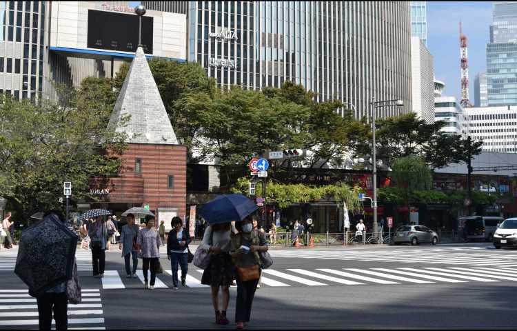 La surprenante discipline des japonais
