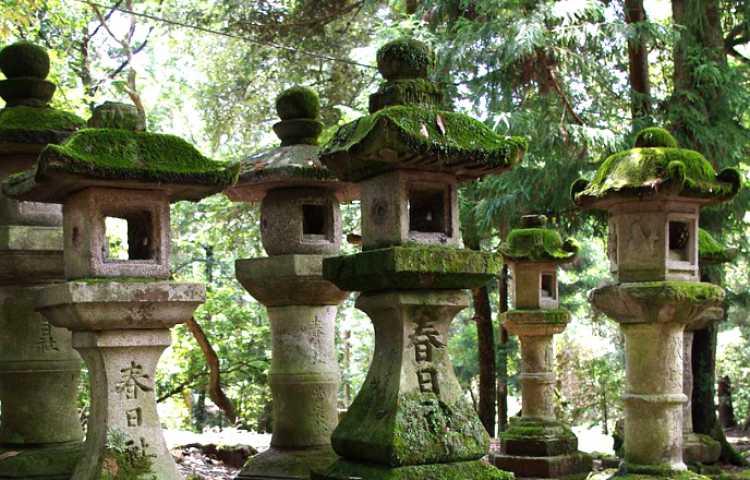 lanterne jardin good lanterne dans un jardin de pierres kyoto diptych with lanterne jardin. Black Bedroom Furniture Sets. Home Design Ideas