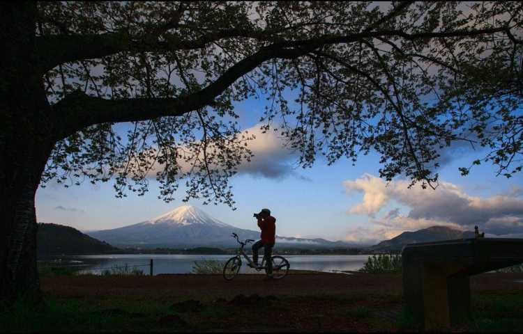 Les plus belles randonnées à vélo au Japon
