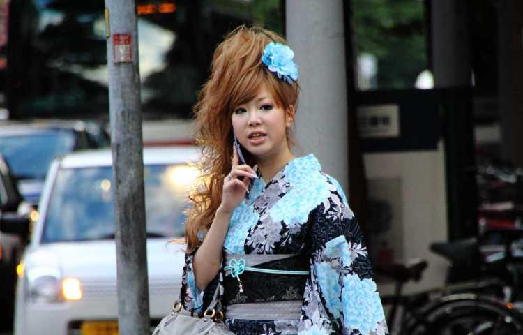 Mignon Adolescent Japonais Seins 20