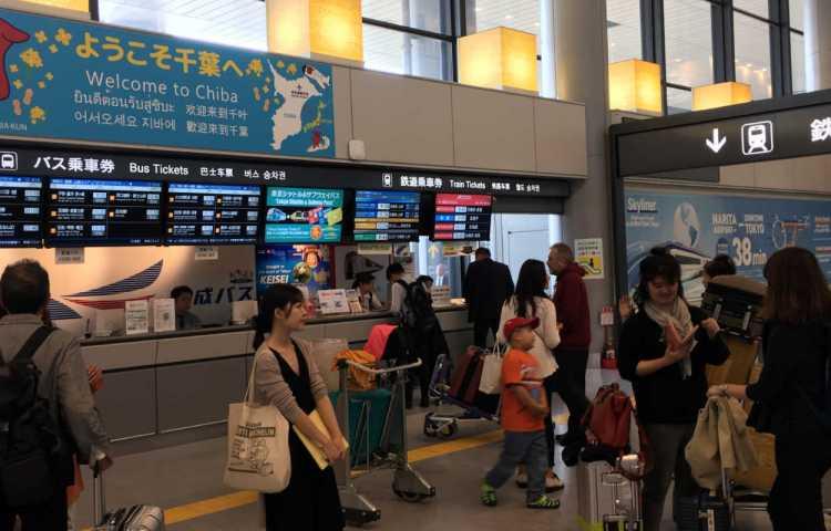 Premiers pas au Japon : Ueno et Asakusa