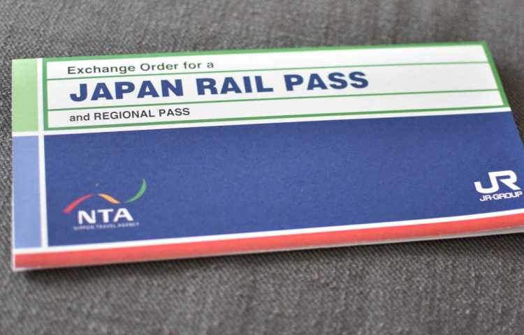 JR PASS : je vais voyager en train en illimité pendant 2 semaines