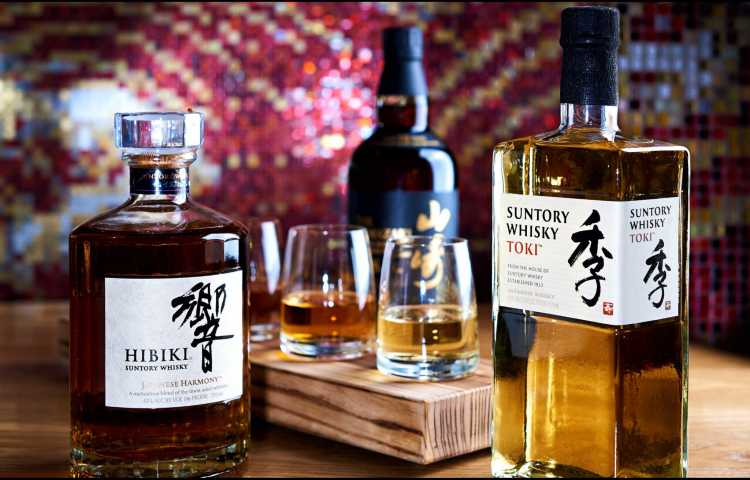Culture du whisky au Japon