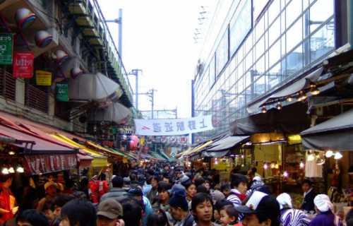 Ameyoko, le marché populaire de Ueno à Tokyo