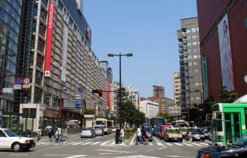 Visiter Fukuoka au Japon