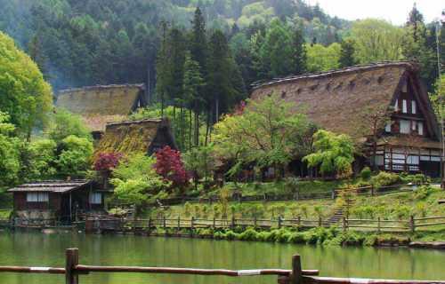 Visiter la région de Chubu au Japon