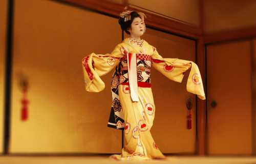 Comment devenir geisha