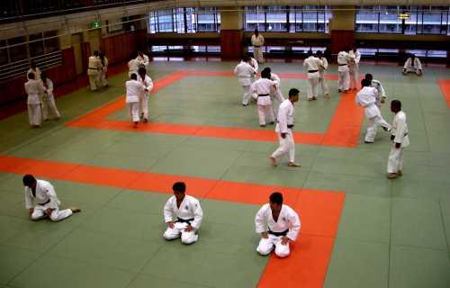 Connaissez-vous le dojo du Kodokan ?