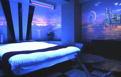 Hébergement insolite au Japon : dormir dans un hôtel coquin
