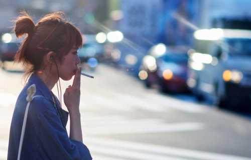 Fumer au Japon : à savoir avant de partir en voyage