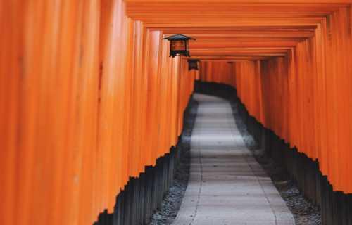 Fushimi Inari Taisha : le sanctuaire aux mille torii rouges