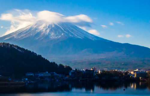 Visiter Hakone et admirer le Mont Fuji