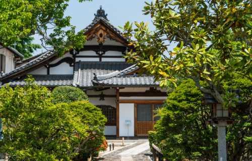 Ryokan Kyoto : quels sont les meilleurs quartiers pour votre hôtel