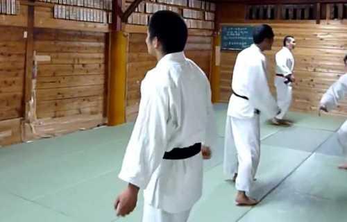 L'origine du Judo et pratique au Japon