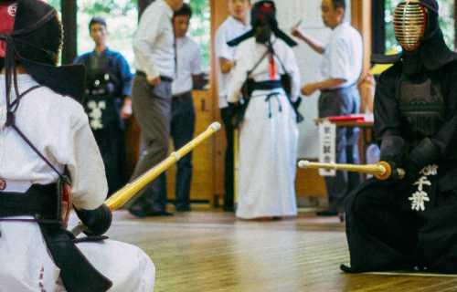 Kendô, la voie du sabre