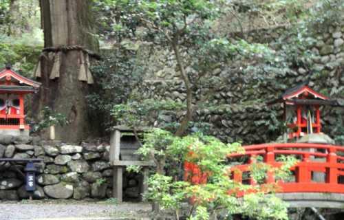 Kurama, une balade champêtre dans les montagnes au nord de Kyoto