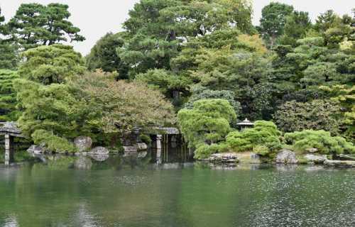 Palais impérial de Kyoto, l'ancienne demeure de l'empereur
