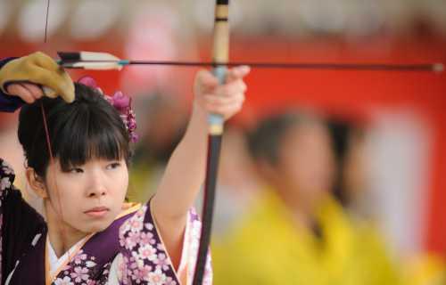 Kyûdo, la voie du tir à l'arc japonais