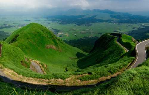 La région du Kyushu : le sud du Japon côté nature