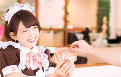Les Maid café au Japon et leur ambiance Kawai