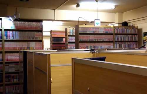 Manga Kissa au Japon : une nuit dans l'univers Manga