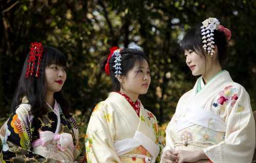 La mode des vêtements d'inspiration japonaise