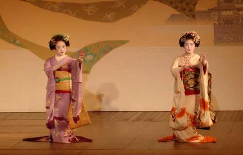 Où voir des geisha au Japon ?