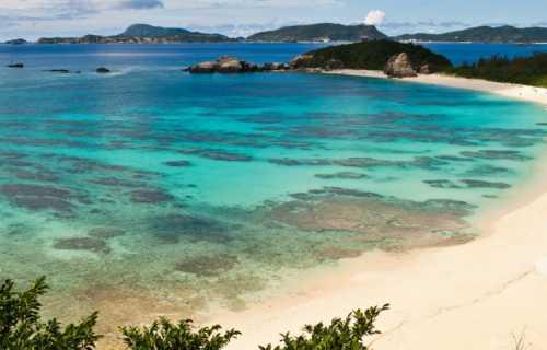 L'île d'Okinawa, réputée pour ses centenaires
