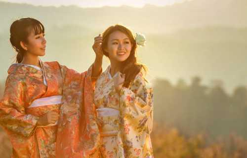 Quels sont les vêtements de la culture japonaise?