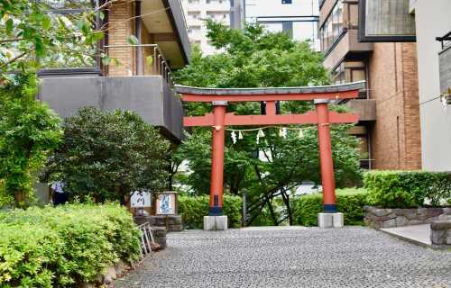 Le shinto au Japon, vénération des divinités Kami