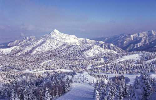 Quand partir faire du ski au Japon ?