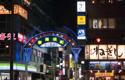 Où sortir le soir à Tokyo : les quartiers les plus chauds