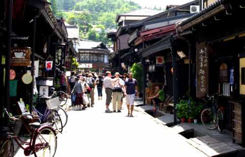 Takayama, la petite Kyoto au coeur des Alpes Japonaises