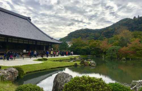 Tenryu-ji, le plus beau temple d'Arashiyama à Kyoto