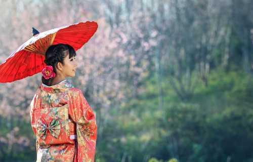 Les tenues traditionnelles au Japon