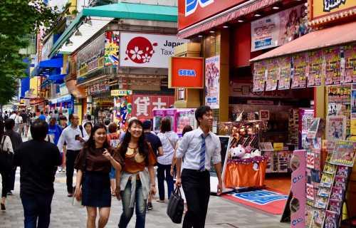 Partir au Japon avec ses enfants : quel programme