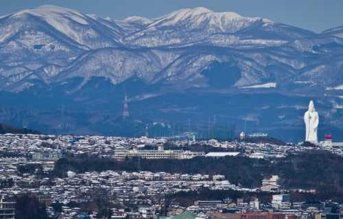 Tohoku : un paradis naturel au Japon