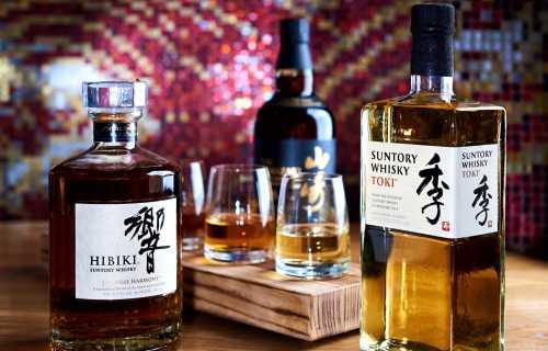 Culture du whisky au Japon